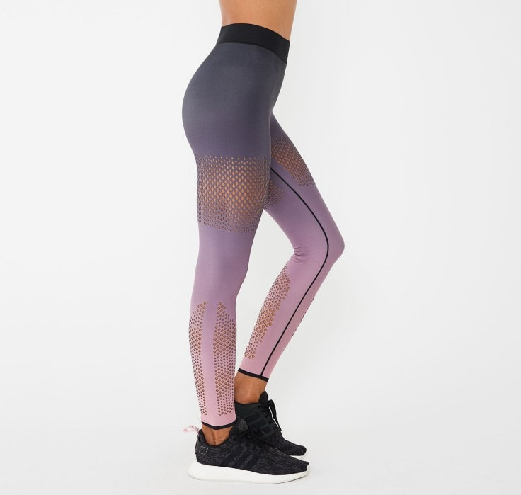 Awesome Leggings - Ultramesh Silk Gradient