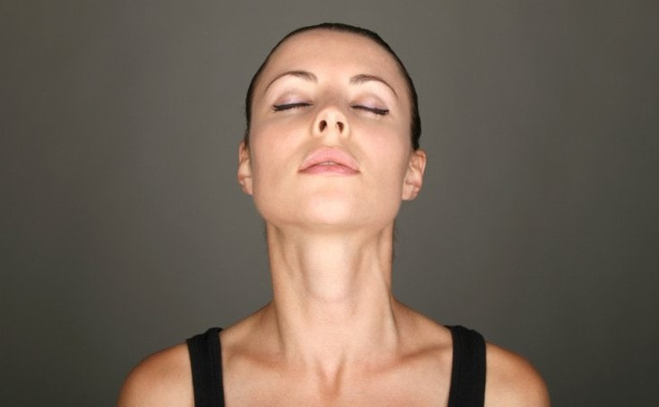 Best Facial Exercises - Chin Lift