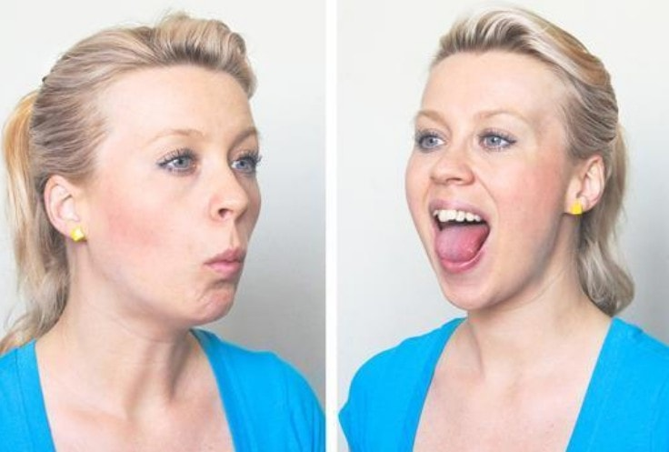 Best Facial Exercises - Jaw Release
