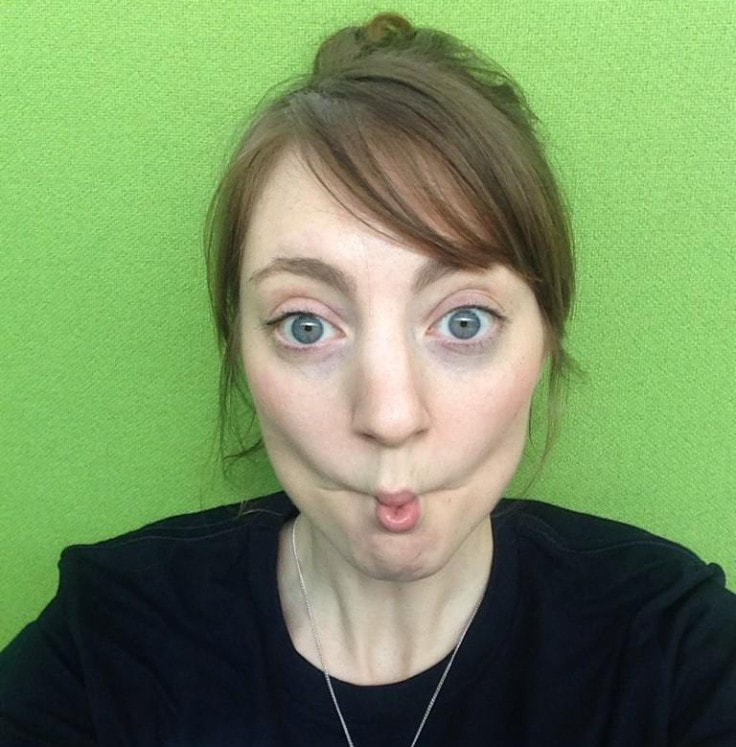 Best Facial Exercises - Smiling Fish Face