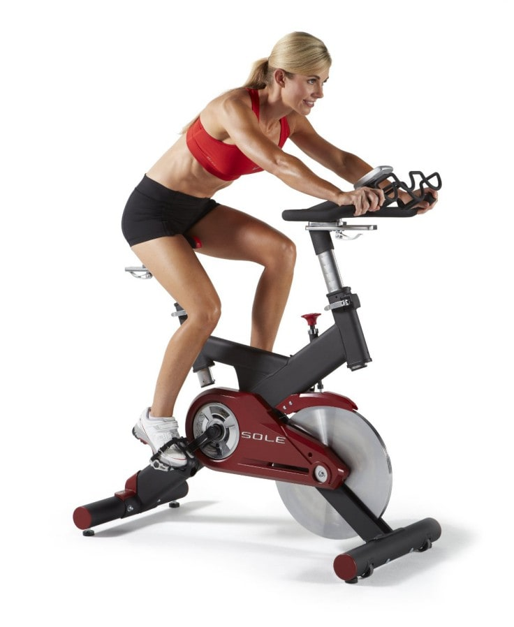 Best Spin Bikes - Sole Fitness SB700