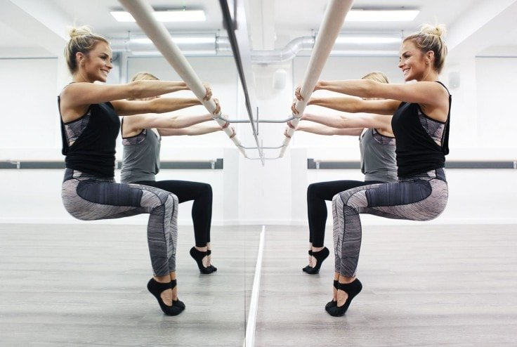 Full Body Workouts On A Mat - Barre