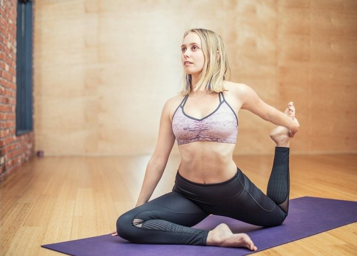Full Body Workouts On A Mat - Yoga