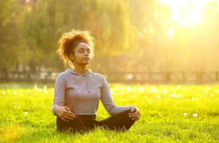 How To Look Beautiful Inside And Out - Meditate