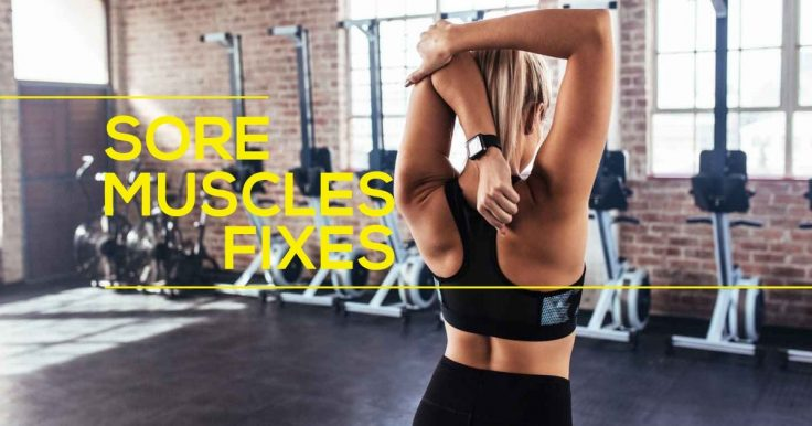 Sore Muscles Tips