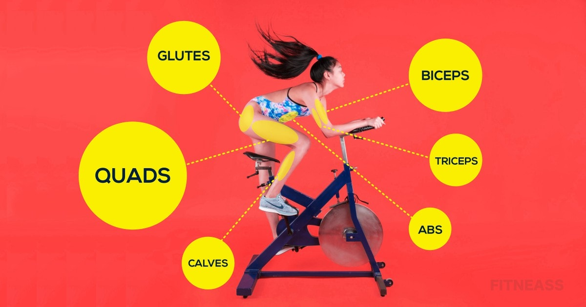 Heres Why Spinning Is Such An Intense Cardio Workout