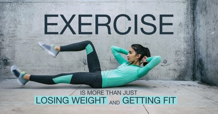 7 Benefits Of Exercise That Will Make You Workout Right Away