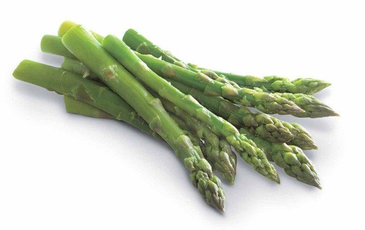 Heart Healthy Vegetables - Asparagus