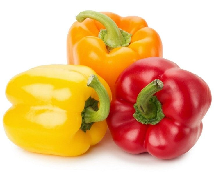 Heart Healthy Vegetables - Bell Peppers