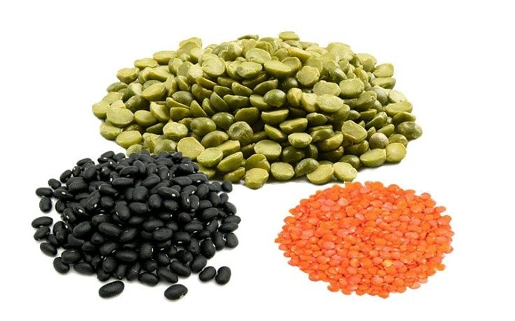 Heart Healthy Vegetables - Peas, Beans and Lentils