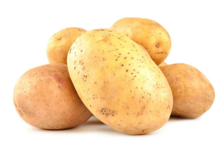 Heart Healthy Vegetables - Potatoes