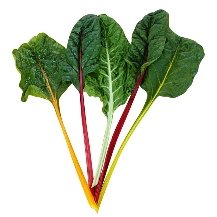 Heart-Healthy Vegetables - Swiss Chard And Beets