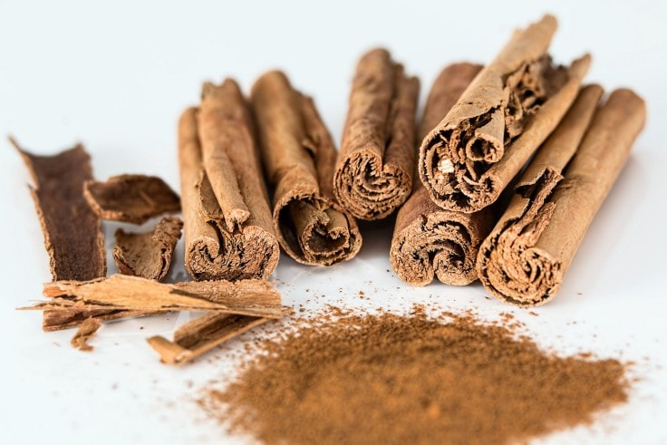 Herbs For High Blood Pressure - Cinnamon