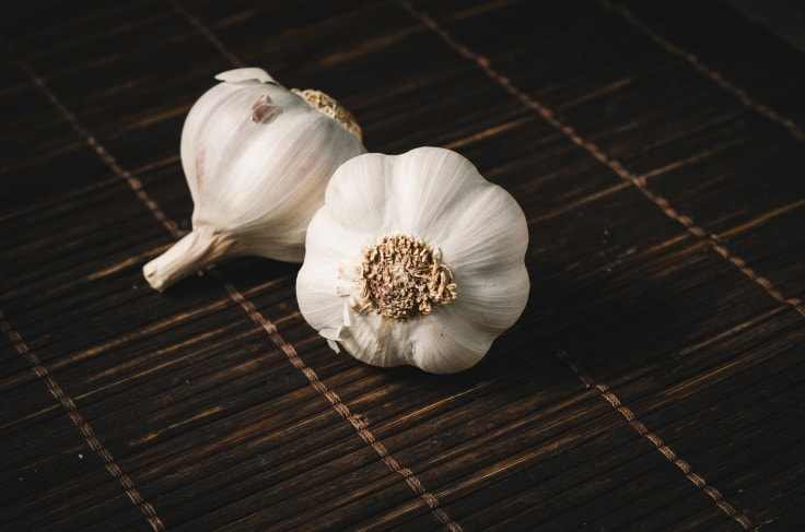 Herbs For High Blood Pressure - Garlic
