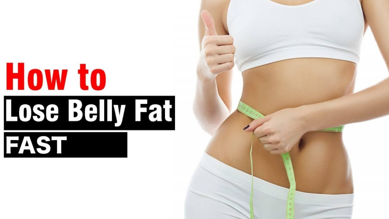 How To Lose Belly Fat Fast And Achieve A Flatter Stomach Fitneass