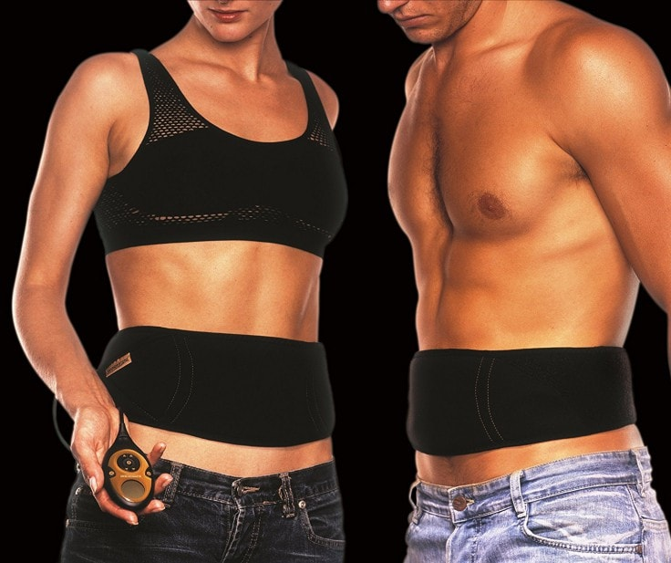 How To Lose Belly Fat Fast - Use A Flex Belt