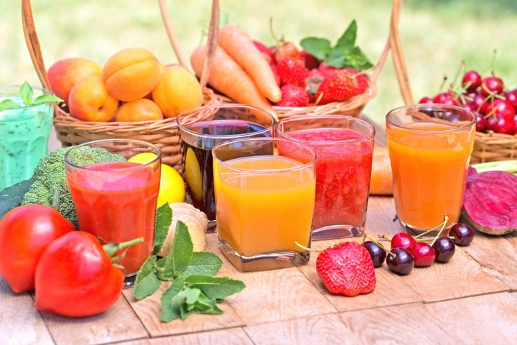 Malaria Treatment - Fruit Juices