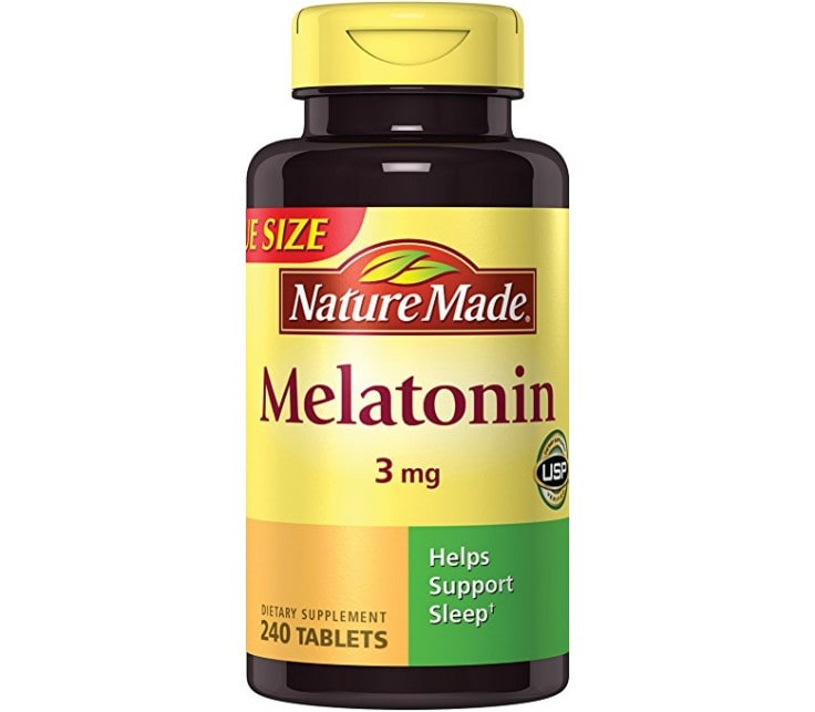 Natural Sleep Supplements - Melatonin
