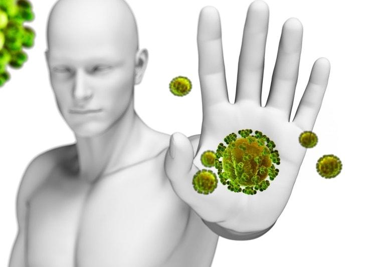 Proper Nutrition Benefits - Better Immune System