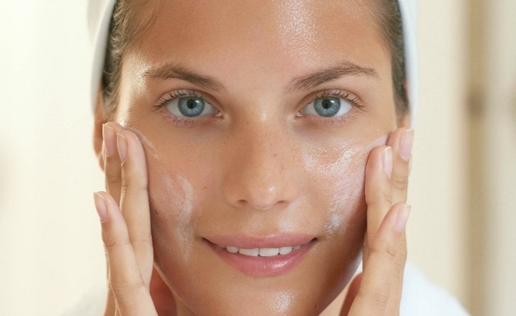 Skin Problems - Cleanse Your Face