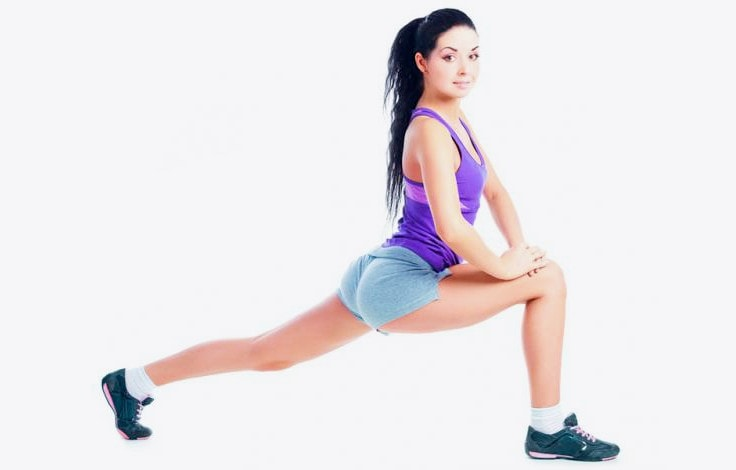 Lunges for a Summer Body
