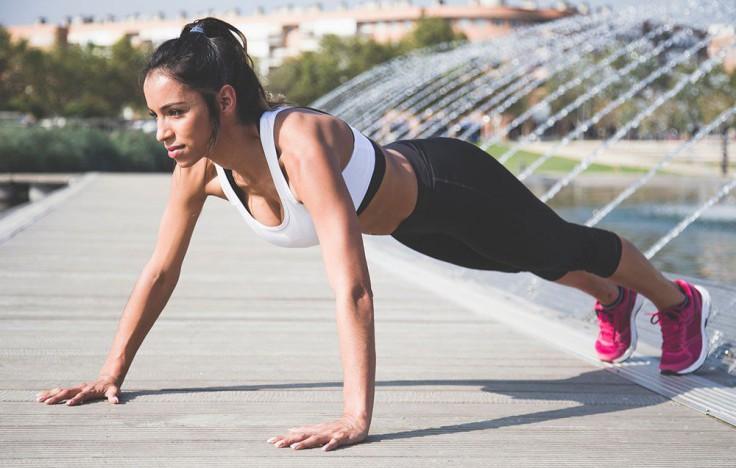 Summer Body Workout - 10 x 30-Sec Pushups