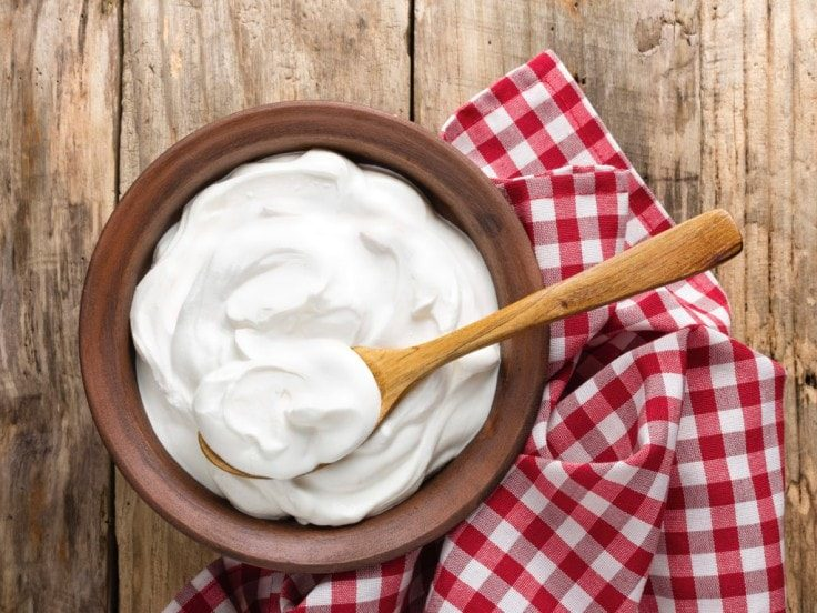 Greek yogurt is one of the best post-workout foods.
