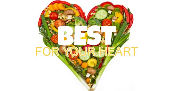 Top 10 Heart Healthy Vegetables