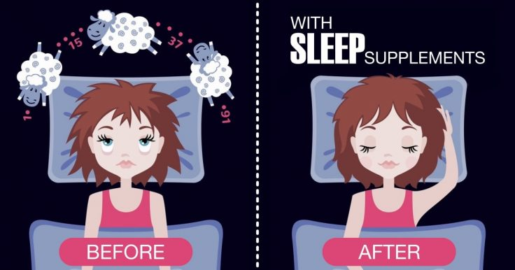Top 5 Natural Sleep Supplements