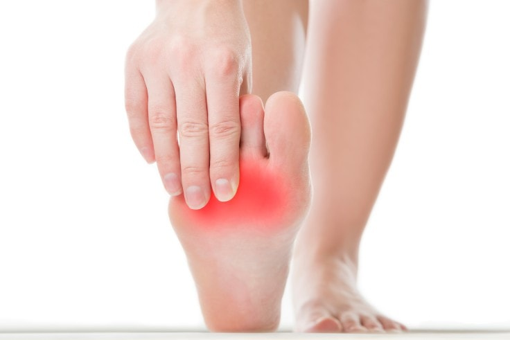 How To Avoid Joint Pain - Feet