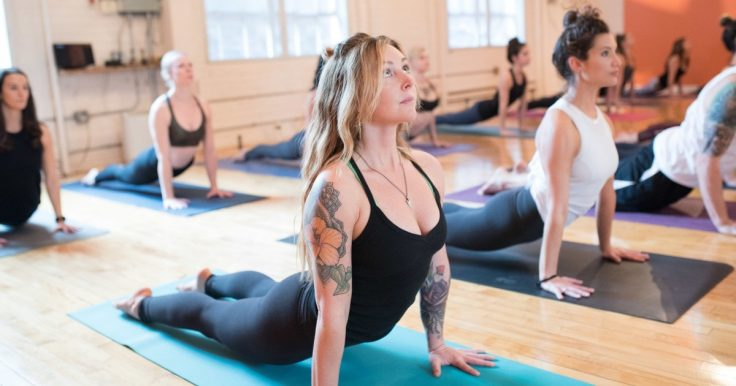 How To Spoil Yourself - Do A Yoga Class