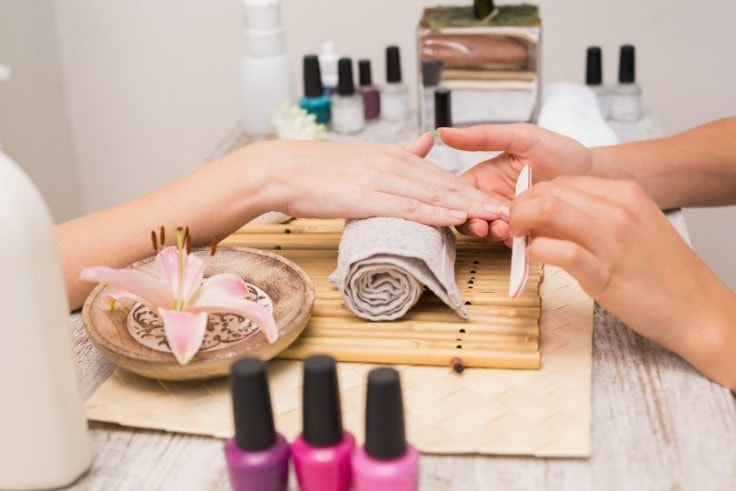 How To Spoil Yourself - Get A Manicure Or Pedicure