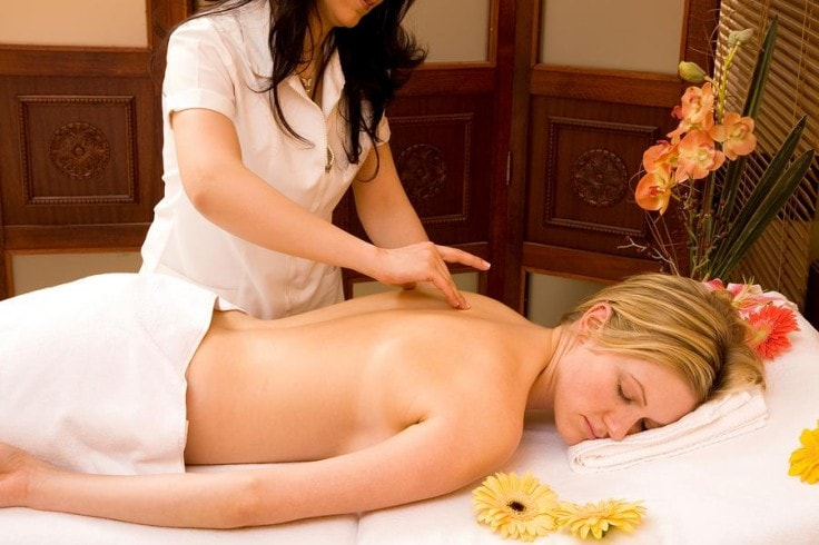 How To Spoil Yourself - Get A Massage