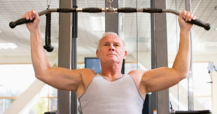 How To Start Working Out In Your 60s