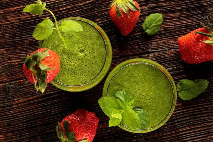 Realistic Weight Loss Programs - 10-Day Green Smoothie Cleanse by JJ Smith