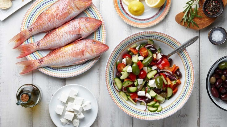 Realistic Weight Loss Programs - Mediterranean Diet