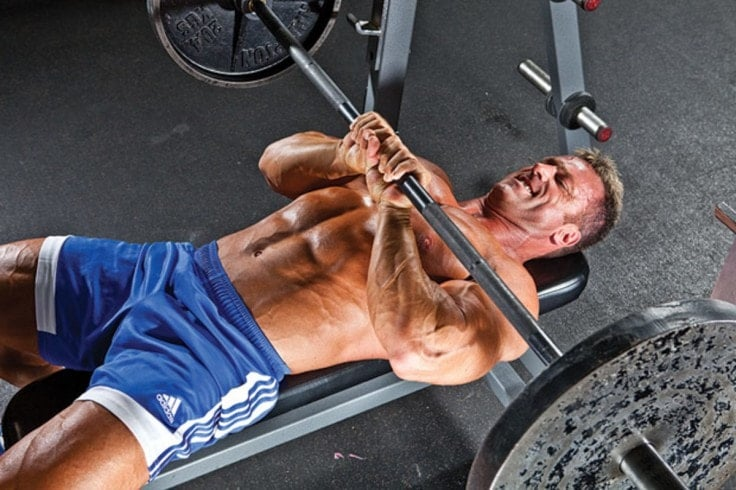 Best Full Body Exercises - Close-Grip Bench Press