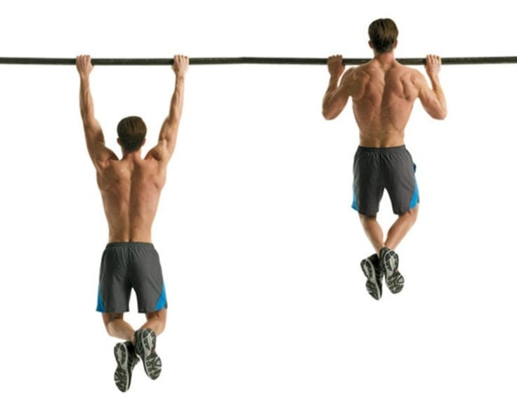 Best Full Body Exercises - Pull Ups