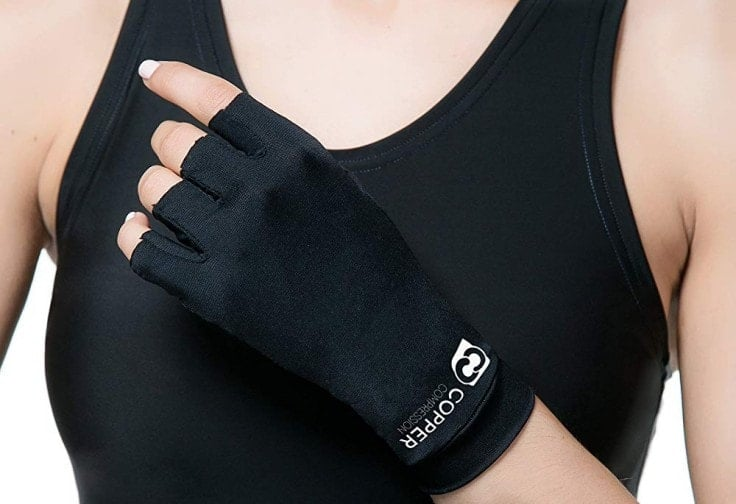 Compression Gloves for Arthritis in Fingers