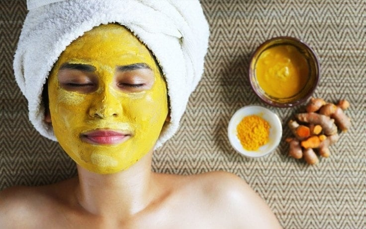 Fight Acne With Turmeric