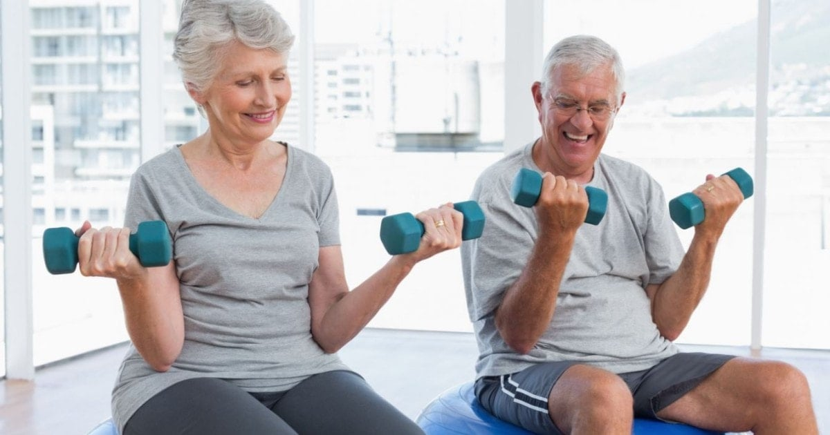 How To Encourage Seniors To Be More Physically Active