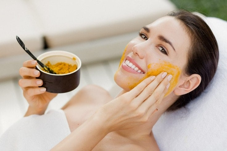 Turmeric For Tan Removal