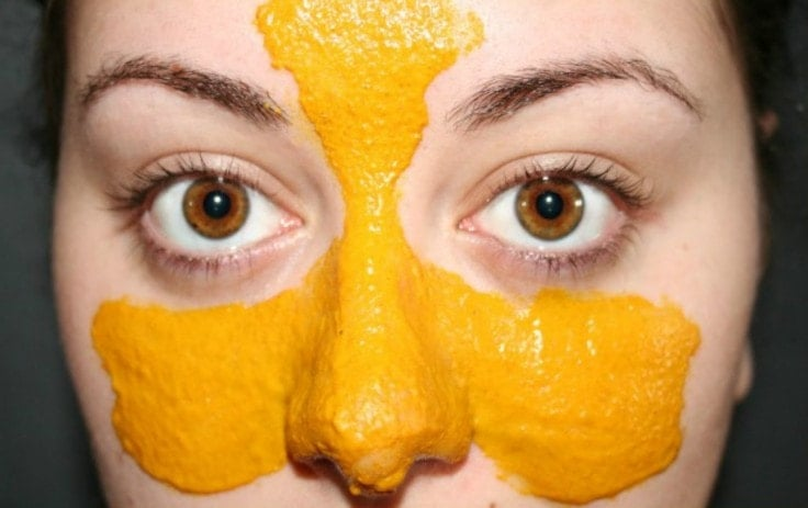 Turmeric To Remove Blackheads