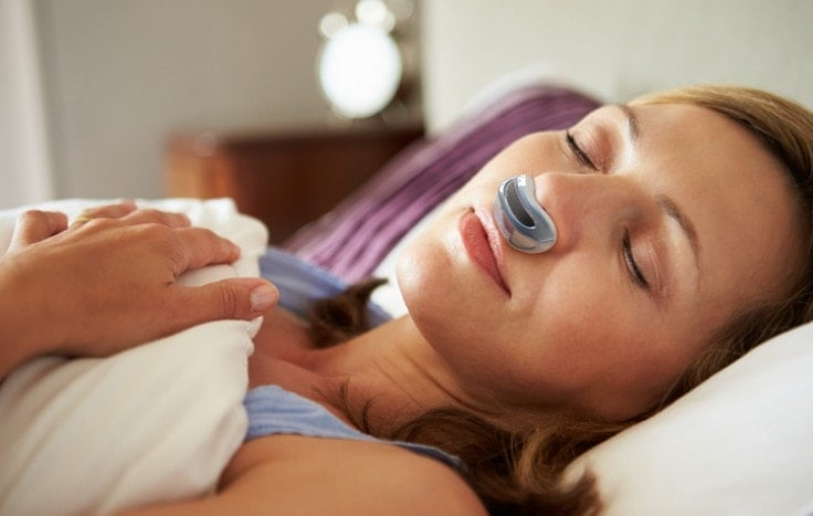 Use Nasal Dilators To Stop Snoring