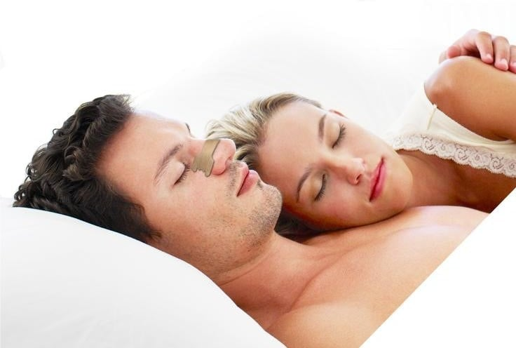 Use Nasal Strips To Reduce Snoring