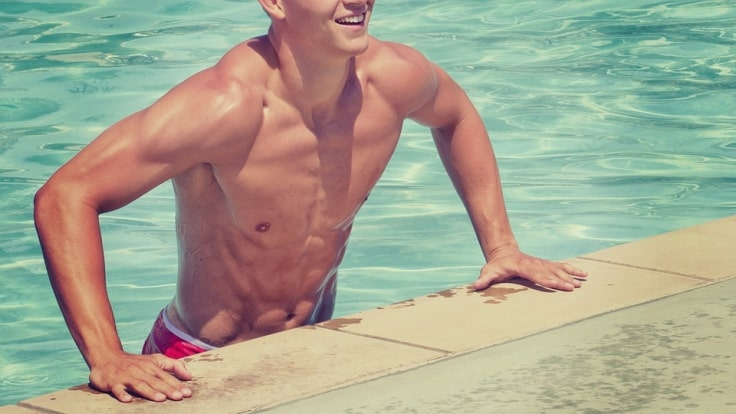 Benefits Of Swimming - Muscle Growth