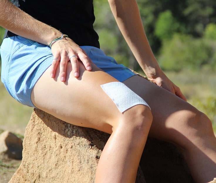 Pain Relief Patches For Muscle Spasms