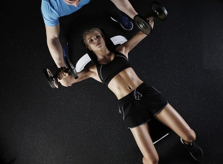 A Good Abdominal Workout Helps With Weightlifting