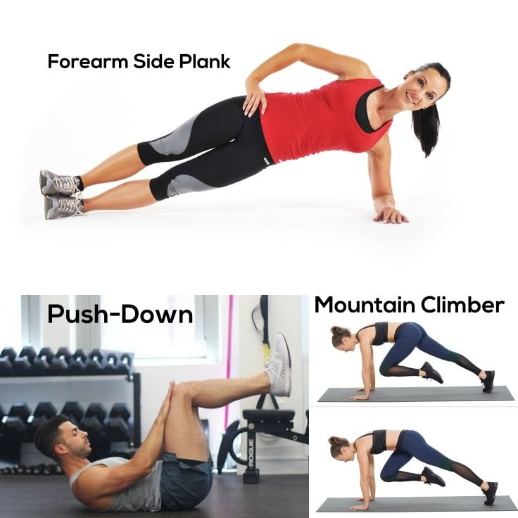 Best Ab Exercises To Get Rid Of Back Pain