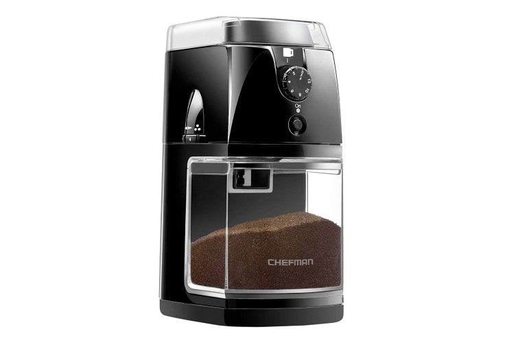 Best Coffee Grinders - Chefman Coffee Grinder Electric Burr